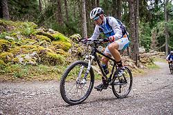 13-09-2017 FRA: BvdGF Tour du Mont Blanc day 4, Trient<br /> Van Chamonix naar Trient.