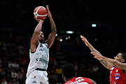 Dulkys Deividas<br /> A X Armani Exchange Olimpia Milano - Pallacanestro Cantu<br /> Basket Serie A LBA 2019/2020<br /> Milano 05 January 2020<br /> Foto Mattia Ozbot / Ciamillo-Castoria