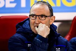 Nottingham Forest manager Martin O'Neill - Mandatory by-line: Robbie Stephenson/JMP - 13/03/2019 - FOOTBALL - The City Ground - Nottingham, England - Nottingham Forest v Aston Villa - Sky Bet Championship