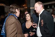 DANNY MOYNIHAN; FRANCESCA GOMSHAW, The launch party of BloomsburyÕs publication of Why not say what happened?, a memoir by Ivana Lowell  hosted by Ivana Lowell and Catherine Ostler, at WheelerÕs of St. JamesÕs. London.  -DO NOT ARCHIVE-© Copyright Photograph by Dafydd Jones. 248 Clapham Rd. London SW9 0PZ. Tel 0207 820 0771. www.dafjones.com.<br /> DANNY MOYNIHAN; FRANCESCA GOMSHAW, The launch party of Bloomsbury's publication of Why not say what happened?, a memoir by Ivana Lowell  hosted by Ivana Lowell and Catherine Ostler, at Wheeler's of St. James's. London.  -DO NOT ARCHIVE-© Copyright Photograph by Dafydd Jones. 248 Clapham Rd. London SW9 0PZ. Tel 0207 820 0771. www.dafjones.com.