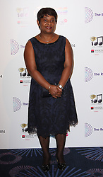 BARONESS DOREEN LAWRENCE arrives for the Radio Academy Awards, London, United Kingdom. Monday, 12th May 2014. Picture by i-Images