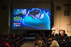 Mike O´Brien from Pixar - The Good Dinosaur