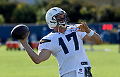 Nov 9, 2017-NFL-Los Angeles Chargers Practice