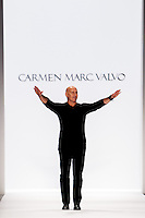 Carmen Marc Valvo MBFW 2013 Spring 2014 collection