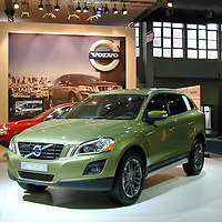 Volvo XC60, Brussels Motor Show 2009