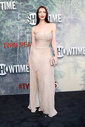 May 19, 2017 - Los Angeles, CA, USA - LOS ANGELES - MAY 19:  Chrysta Bell at the ''Twin Peaks'' Premiere Screening at The Theater at Ace Hotel on May 19, 2017 in Los Angeles, CA (Credit Image: © Kay Blake via ZUMA Wire)