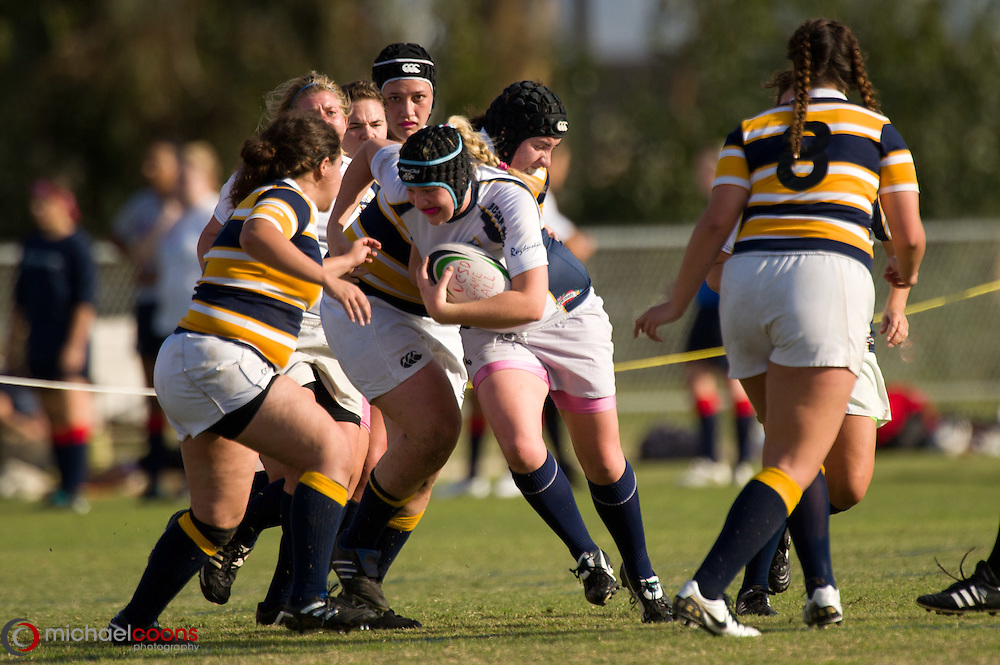 UC Berkeley vs UCSD (Scrum By The Sea 2010)