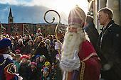 Sinterklaas intocht Menaam 2015