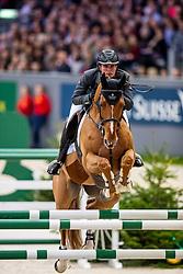 SMITH Spencer (USA), Theodore Manciais<br /> Genf - CHI Rolex Grand Slam 2018<br /> Rolex Grand Prix<br /> 09. Dezember 2018<br /> © www.sportfotos-lafrentz.de/Stefan Lafrentz