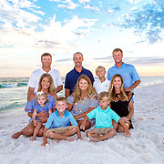 Burdett-Maier-Jacobs Family Beach Photos