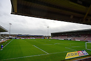 Sixfields Stadium during the Sky Bet League 2 match between Northampton Town and Yeovil Town at Sixfields Stadium, Northampton, England on 28 November 2015. Photo by Dennis Goodwin.