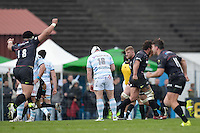 Deception Racing Metro / Joie Saracens - 05.04.2015 - Racing Metro 92 / Sarances - 1/4Finale European Champions Cup<br />