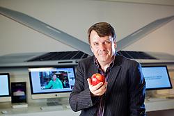 Germano Grings é louco por Apple e sua rede de lojas iPlace é a principal revendedora da marca no Brasil. FOTO: Jefferson Bernardes/Preview.com