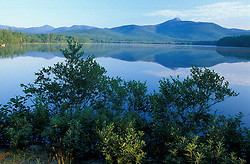 Mt. Chocorua as seen from Chocorua Lake.   White Mountains. Tamworth, NH