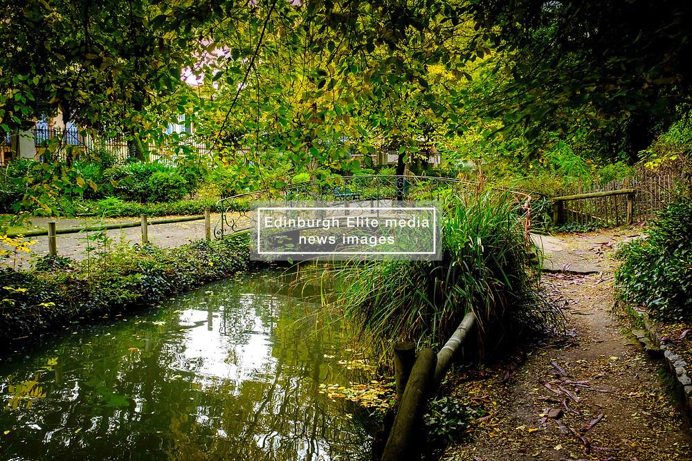 An autumn scene in the Jardin des Plantes, Toulouse, France<br /> <br /> (c) Andrew Wilson | Edinburgh Elite media