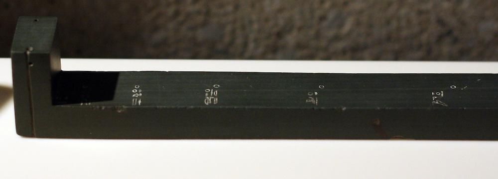 Sundial of Hor 26 Dynasty 664-525 BC.