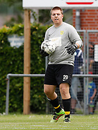 FODBOLD: Mads Meier (Ølstykke FC) under kampen i Serie 1 mellem Ølstykke FC og Brede IF den 3. juni 2017 på Ølstykke Stadion. Foto: Claus Birch