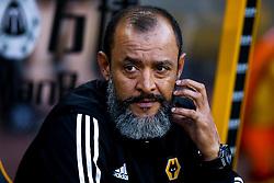 Wolverhampton Wanderers manager Nuno - Mandatory by-line: Robbie Stephenson/JMP - 19/08/2019 - FOOTBALL - Molineux - Wolverhampton, England - Wolverhampton Wanderers v Manchester United - Premier League