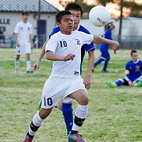 4-10-14 BHS Boys Soccer vs Bergman