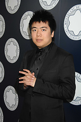 Chinese piano-playing phenomenon LANG LANG at the Montblanc de la Culture Arts Patronage Award 2008 presented to Louise Blouin MacBain at the Louise Blouin MacBain Institute, 3 Olaf Street, London W11 on 16th April 2008.<br /><br />NON EXCLUSIVE - WORLD RIGHTS