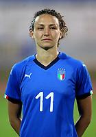 International Women's Friendly Matchs 2019 / <br /> Womens's Cyprus Cup Tournament 2019 - <br /> Korea DPR v Italy 3-3 aet ( GSZ Stadium - Larnaca,Cyprus ) - <br /> Ilaria Mauro of Italy