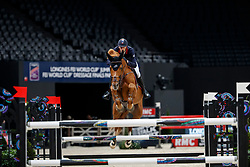 STAUT Kevin (FRA), Silver Deux de Virton HDC<br /> Paris - FEI World Cup Finals 2018<br /> Longines FEI World Cup Warm Up<br /> www.sportfotos-lafrentz.de/Stefan Lafrentz<br /> 11.04.18