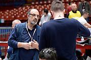 DESCRIZIONE : Beko Final Eight Coppa Italia 2016 Serie A Final8 Semifinale Sidigas Scandone Avellino - Dolomiti Energia Trento<br /> GIOCATORE : Giulio Ciamillo<br /> CATEGORIA : Ritratto Before Pregame<br /> EVENTO : Beko Final Eight Coppa Italia 2016<br /> GARA : Semifinale Sidigas Scandone Avellino - Dolomiti Energia Trento<br /> DATA : 20/02/2016<br /> SPORT : Pallacanestro <br /> AUTORE : Agenzia Ciamillo-Castoria/C.Atzori