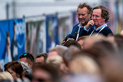 13-06-2019 NED: Libema Open, Rosmalen<br /> Grass Court Tennis Championships / Koen & Henk, photographers, media