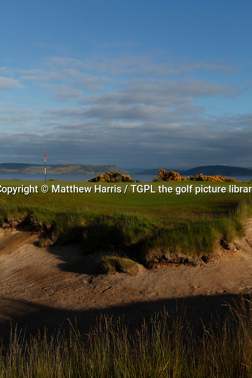 Castle Stuart 6th par 5,Inverness,Highlands,Scotland.