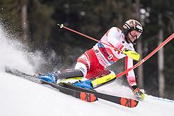 26.01.2020, Streif, Kitzbühel, AUT, FIS Weltcup Ski Alpin, Slalom, Herren, im Bild Michael Matt (AUT) // Michael Matt of Austria in action during his run in the men's Slalom of FIS Ski Alpine World Cup at the Streif in Kitzbühel, Austria on 2020/01/26. EXPA Pictures © 2020, PhotoCredit: EXPA/ Johann Groder