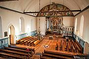 Vår Frue kirke er en steinkirke i Trondheim. Koret og østre halvdel av skipet utgjør middelalderens Mariakirke. Foruten Nidarosdomen er dette den eneste kirken fra middelalderens Trondheim som har overlevd fram til våre dager. Omtalt som Vår Frue kirke siden 1400-tallet. Kirken ligger mellom det middelalderske gateløpet Vår Frue Strete og den nyere Kongens gate, midt i byen. Kirken er blitt herjet av brann flere ganger, men har hver gang blitt gjenoppbygget. Etter reformasjonen ble kirken sterkt utvidet vestover, men murverket i de originale østlige delene er svært godt bevart. Disse delene utgjør den tredje største bevarte middelalderkirken i Norge. Vår Frue kirke har tradisjonelt havnet i skyggen av Nidarosdomen et steinkast unna og derfor blitt viet lite oppmerksomhet. I 2004 ble kirken oppført på Riksantikvarens liste over tolv store kirker av nasjonal verdi, som på grunn av størrelse og rikdom medfører ekstra utfordringer for vern og vedlikehold. Etter flere tiår med forfall, gjennomgikk den en større renovering foran kirkens 800-års-jubileum i 2007. De deler av kirken som stammer fra middelalderen, utgjør dagens østlige del og er for det meste oppført i nøyaktig tilhugget grønnskifer og kleberstein, tilsvarende de eldre delene av Nidarosdomen. I koret finnes en tidliggotisk portal med et konge- og biskophode, foruten et romansk og et stort gotisk vindu med vakker klebersteinsinnfatning. Skipet ble forlenget på 1600-tallet , hovedsakelig med kløyvd naturstein og brede, ujevne kalkfuger. Avsluttet i vest med et ruvende tårn med klokker og tårnur. Tårnet har en sandsteinsportal, et forgylt kongemonogram tilhørende Christian VI samt årstallet 1739, året da byggearbeidet ble satt i gang. Kirken har to våpenhus foran inngangene fra middelalderen på nordre og søndre langvegg i skipet. Søndre våpenhus er oppført i bindingsverk etter siste brann i 1708, mens det nordre ble erstattet med et større nygotisk tilbygg i tegl under en
