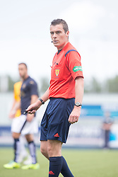 Ref Euan Anderson. Falkirk 3 v 1 East Fife, Petrofac Training Cup played 25th July 2015 at The Falkirk Stadium.