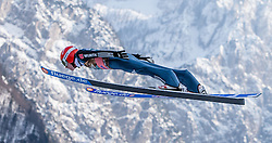 20.03.2015, Planica, Ratece, SLO, FIS Weltcup Ski Sprung, Planica, Finale, Skifliegen, im Bild Richard Freitag (GER) //during the Ski Flying Individual Competition of the FIS Ski jumping Worldcup Cup finals at Planica in Ratece, Slovenia on 2015/03/20. EXPA Pictures © 2015, PhotoCredit: EXPA/ JFK