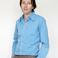 Nederland, Amsterdam , 15 mei 2010..Joris van Casteren, Nederlandse schrijver en journalist..Foto:Jean-Pierre Jans