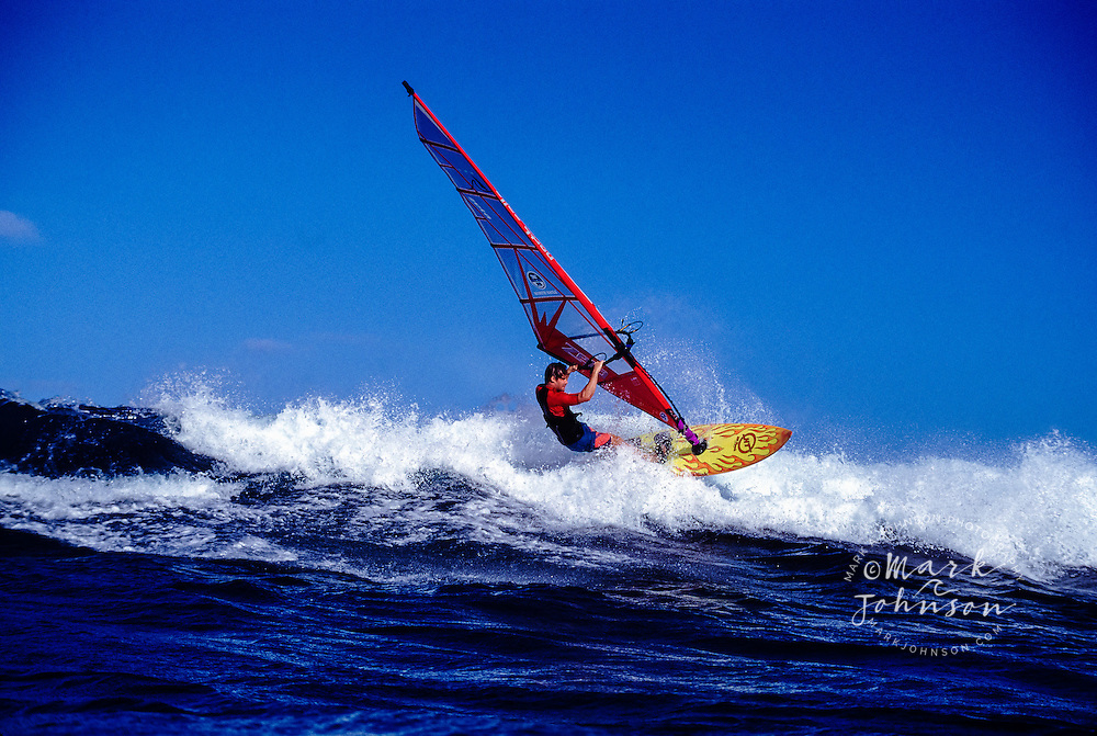 Windsurfing, Hawaii