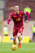 Tom Aldred (#5) of Motherwell FC during the Ladbrokes Scottish Premiership match between St Johnstone and Motherwell at McDiarmid Stadium, Perth, Scotland on 11 May 2019.