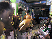 Veerakumaras offer prayers at The Tawakkal Mastan Dargah