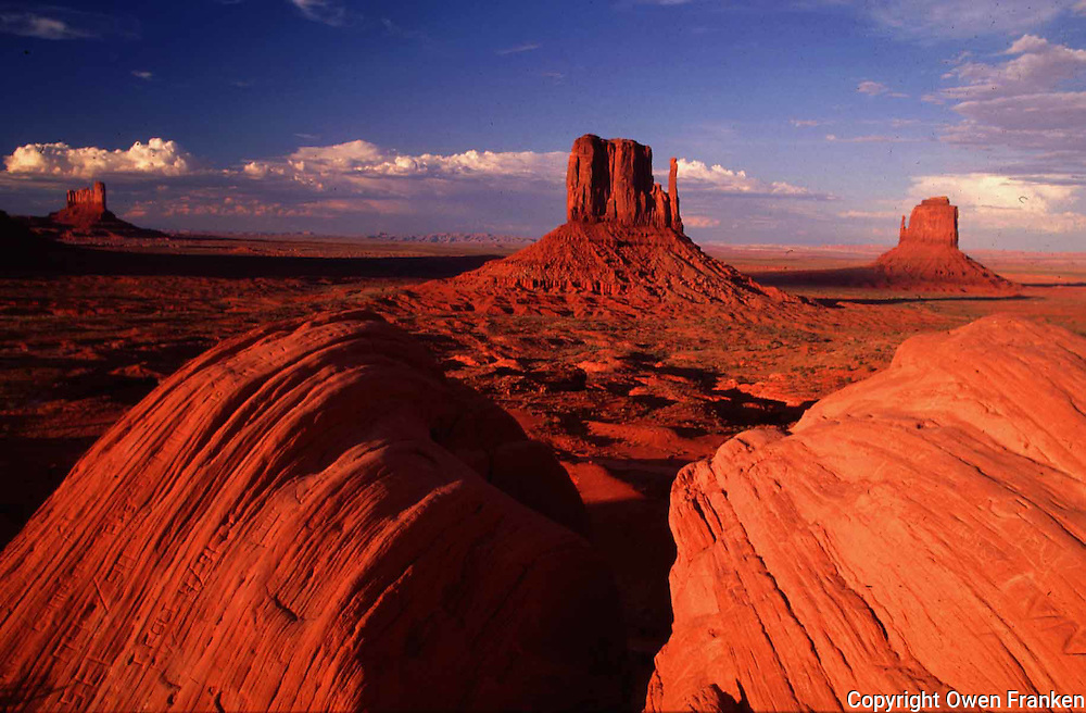 West Mitten - Monument Valley, USA