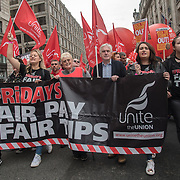 TUC March & Rally for A New Deal For Working People