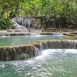Kang Si waterfalls, Luang Prabang, Laos