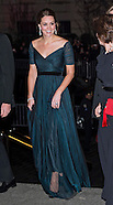 KATE & William Attend St Andrew's Anniversary Dinner 3