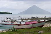 View of Talafi from Niuatoputapu, Tonga