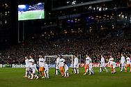 UEFA Champions League Group B, FC Copenhagen 0 vs. Real Madrid 2 at the Parken Stadium. Photo: © Ricardo Ramirez.