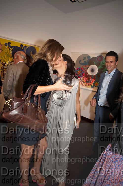 SOPHIE LERIS; RACHAEL BARRETT, Galen and Hilary Weston host the opening of Beatriz Milhazes Screenprints. Curated by Iwona Blazwick. The Gallery, Windsor, Vero Beach, Florida. Miami Art Basel 2011