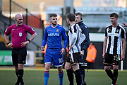 Stevenage midfielder Ben Kennedy (10) looking a bit confused before his substitution during the EFL Sky Bet League 2 match between Notts County and Stevenage at Meadow Lane, Nottingham, England on 24 February 2018. Picture by Nigel Cole.