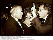 Anthony Hopkins Joan Collins and James Woods.<br />