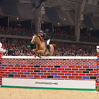 The Cayenne Puissance - 2017 Olympia London Horse Show