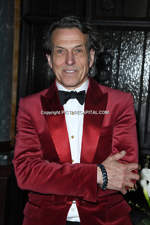 Stephen Webster  attend Positive Luxury Awards 2020 at Kimpton Fitzroy London Hotel, 1-8 Russell Square, Bloomsbury, London, UK. 25th February 2020.