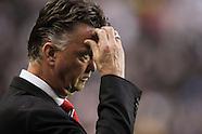 MK Dons v Manchester United 26/08/2014