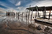 Old Pier at Provincetown  <br />